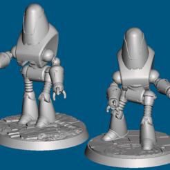 Descargar modelos 3D gratis Escuadra de protección FWW, Sebtheis