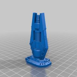 Descargar Modelos 3D para imprimir gratis Impulsor láser para el Dominio Cruzado (28mm), Sebtheis