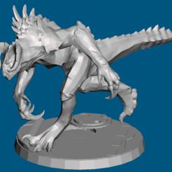 Descargar archivo 3D gratis FWW cargando el Deathclaw, Sebtheis