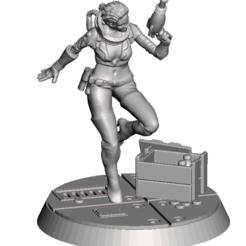 Descargar modelos 3D gratis FWW nuka girl proxy - alt pose, Sebtheis