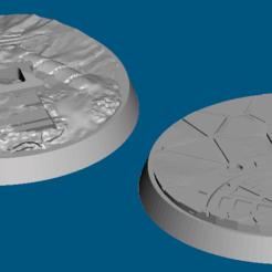 Descargar diseños 3D gratis Bases FWW 32mm, Sebtheis