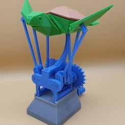 Download free 3D print files Flying Sea Turtle, mishal