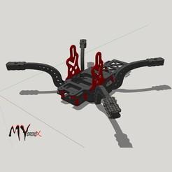 SDFS.jpg Download STL file Frame Siccario 3D • 3D printing design, MarceloBraga