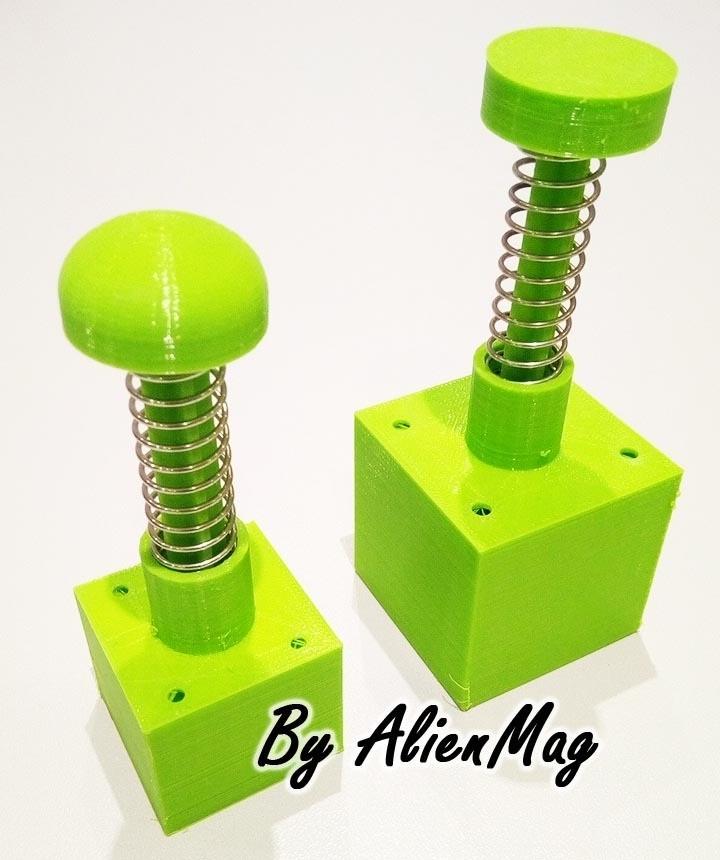 img-pm.jpg Download STL file Garden - Press clods for gardening • 3D printer design, AlienMag