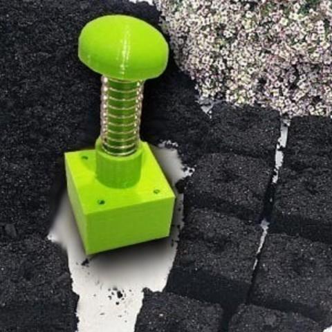 img-pm-3.jpg Download STL file Garden - Press clods for gardening • 3D printer design, AlienMag