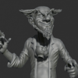 Download free 3D print files Zombie rubit, al3x