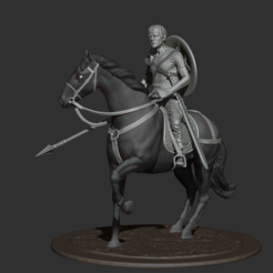 Download free 3D printing files Rider, al3x