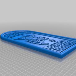 Download free STL file Doctor Venkman's Museum of Curiosities, sign • 3D print template, becker2