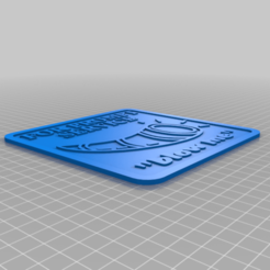 Download free STL file FOR PROMPT SERVICE, BLOW ME, SIGN - THE GREAT OUTDOORS • 3D printing object, becker2