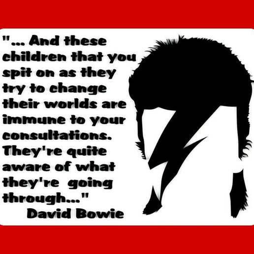 Download free 3D printing designs Davide Bowie Quote From The Breakfast Club, becker2