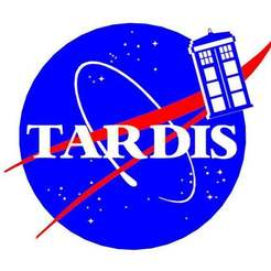 0acb1dd517266be64534a5608115a0da_display_large.jpg Download free STL file TARDIS NASA LOGO PARODY SIGN • 3D printing design, becker2