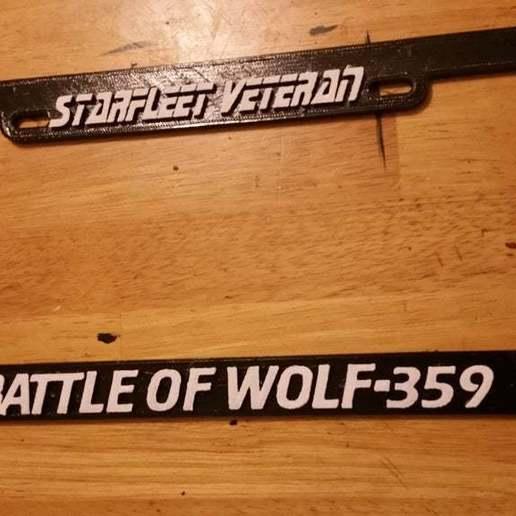 Descargar STL gratis Veterano de la Flota Estelar Batalla de Lobos-359, becker2