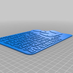A_GROUP_SIGN.png Download free STL file NOTHING BRING A GROUP OF @$$HOLES TOGETHER FASTER THAN..., sign • 3D printer object, becker2