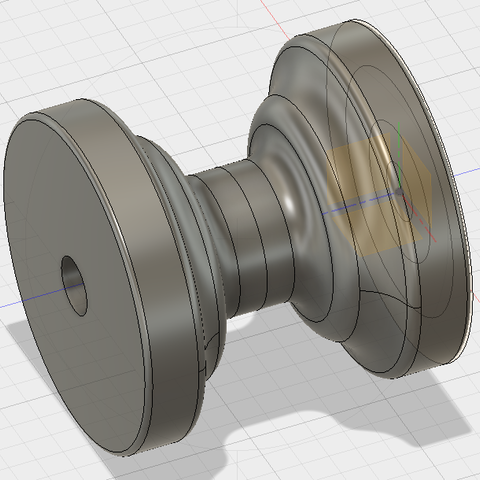Capture d'écran 2017-07-07 à 08.42.03.png Download STL file Rea anchor and spinnaker for Sun Odyssey 32i • 3D printing template, Fabarly