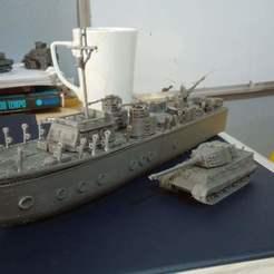 Impresiones 3D OD-200 Trueno de guerra ruso, Rafaellacerda3d