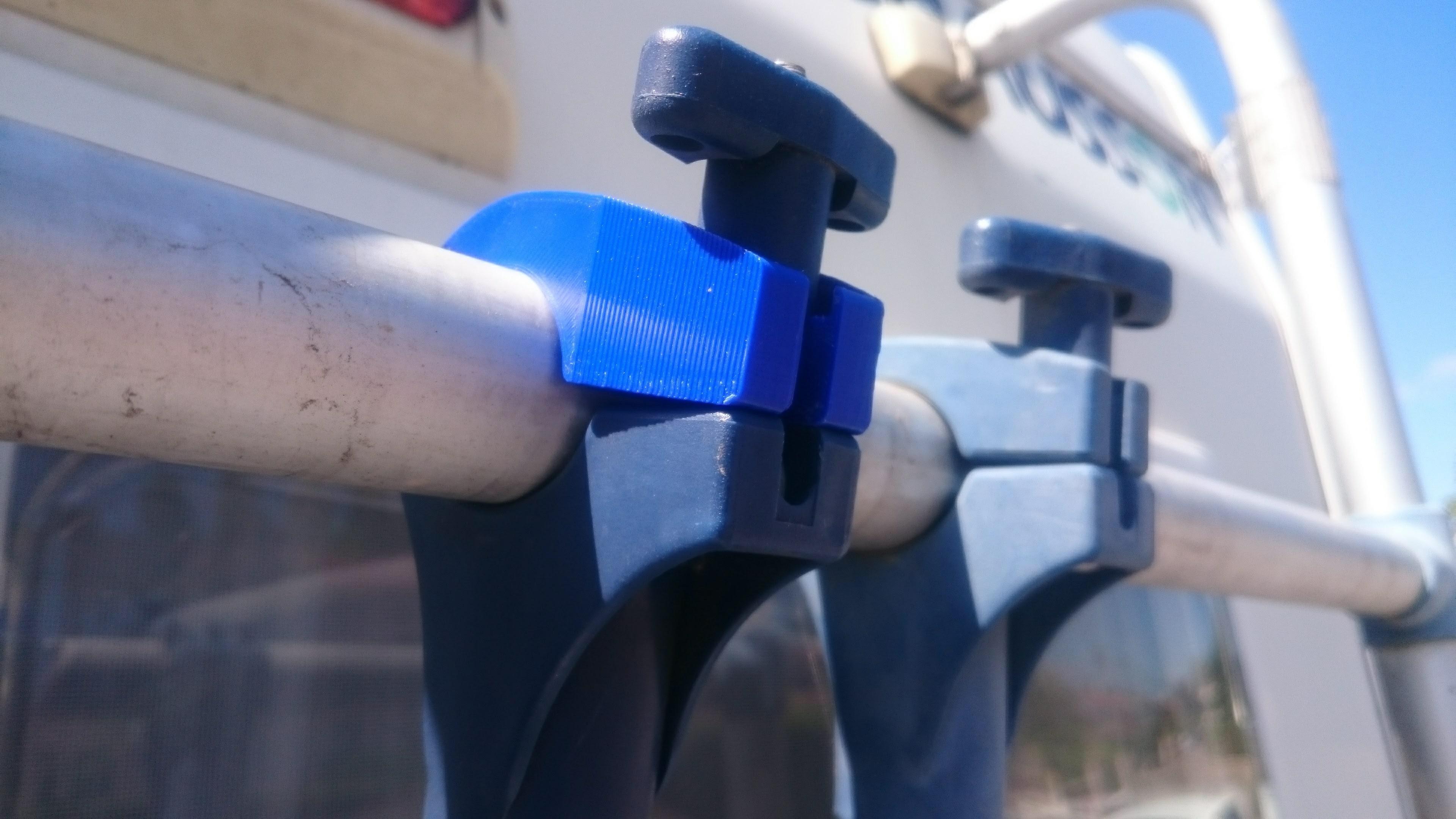 Piece support velo.jpg Download free STL file Parts Bike carrier for motorhomes • 3D printer model, Ldom21