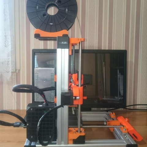 DSC_1052.jpg Download free STL file Modified Prusa i3 MK2S • 3D printer model, Ldom21
