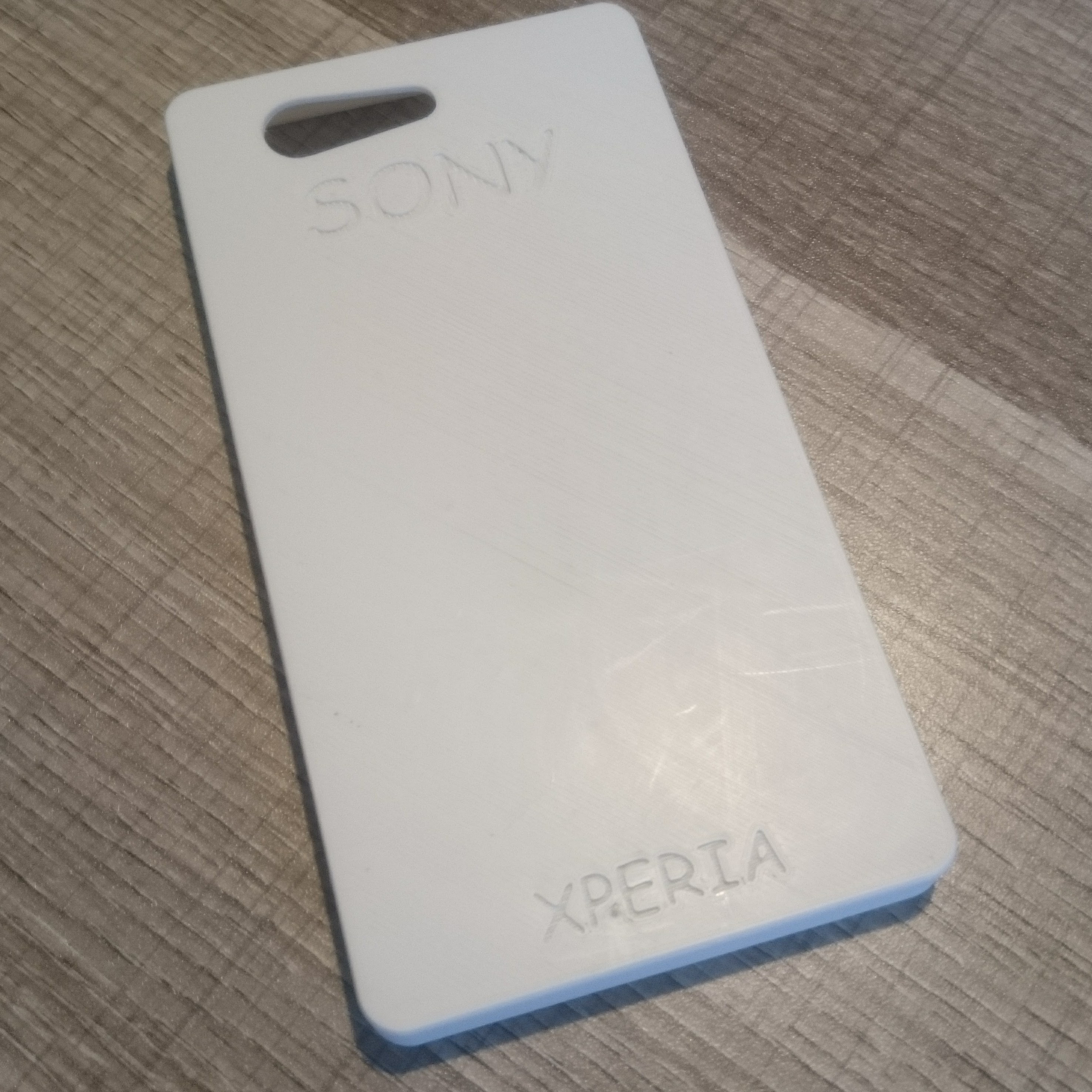 Coque Sony Z3 Compact 06.jpg Download free STL file Sony Z3 Compact Housing • 3D printer design, Ldom21