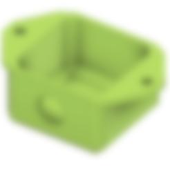 Download free STL file Electronic Cymbal Drum Sensor Box, Tibus