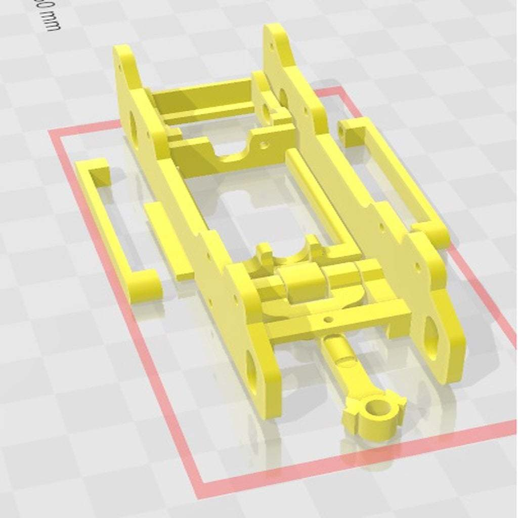 Conjunto_01.jpg Download free STL file Chassis Raid T2 Battle 75 Slot • 3D printer design, SergioMoyaCiorraga