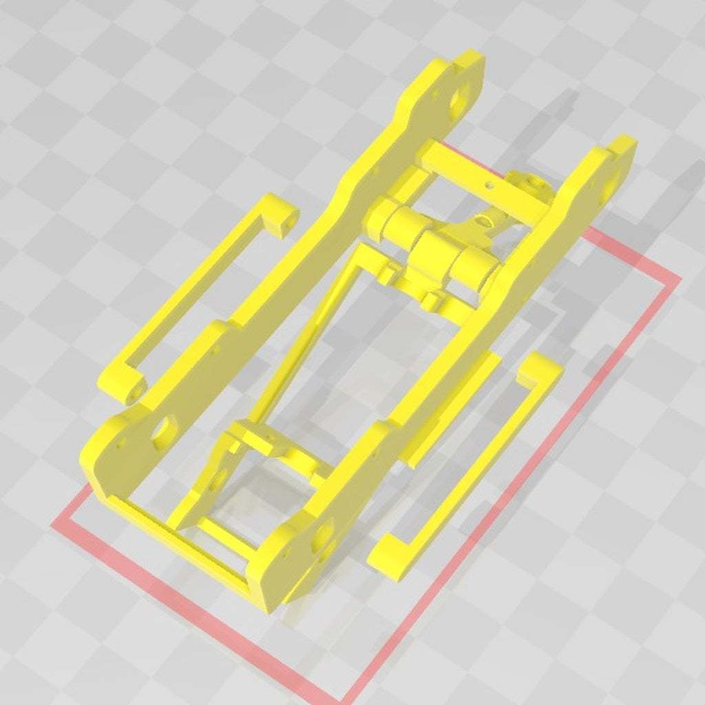 Conjunto_05.jpg Download free STL file Chassis Raid T2 Battle 75 Slot • 3D printer design, SergioMoyaCiorraga