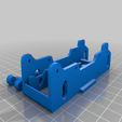 CHASIS_RAID_VW_T1_Conjunto.png Download free STL file Chassis Raid T2 Battle 75 Slot • 3D printer design, SergioMoyaCiorraga