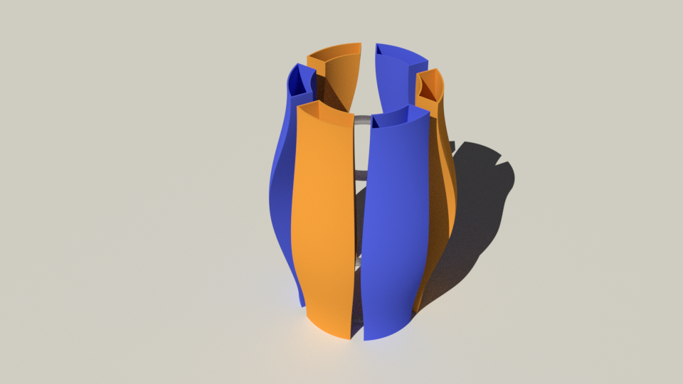 vase.png Download free STL file Multi-vessel • 3D printer design, Anthony15