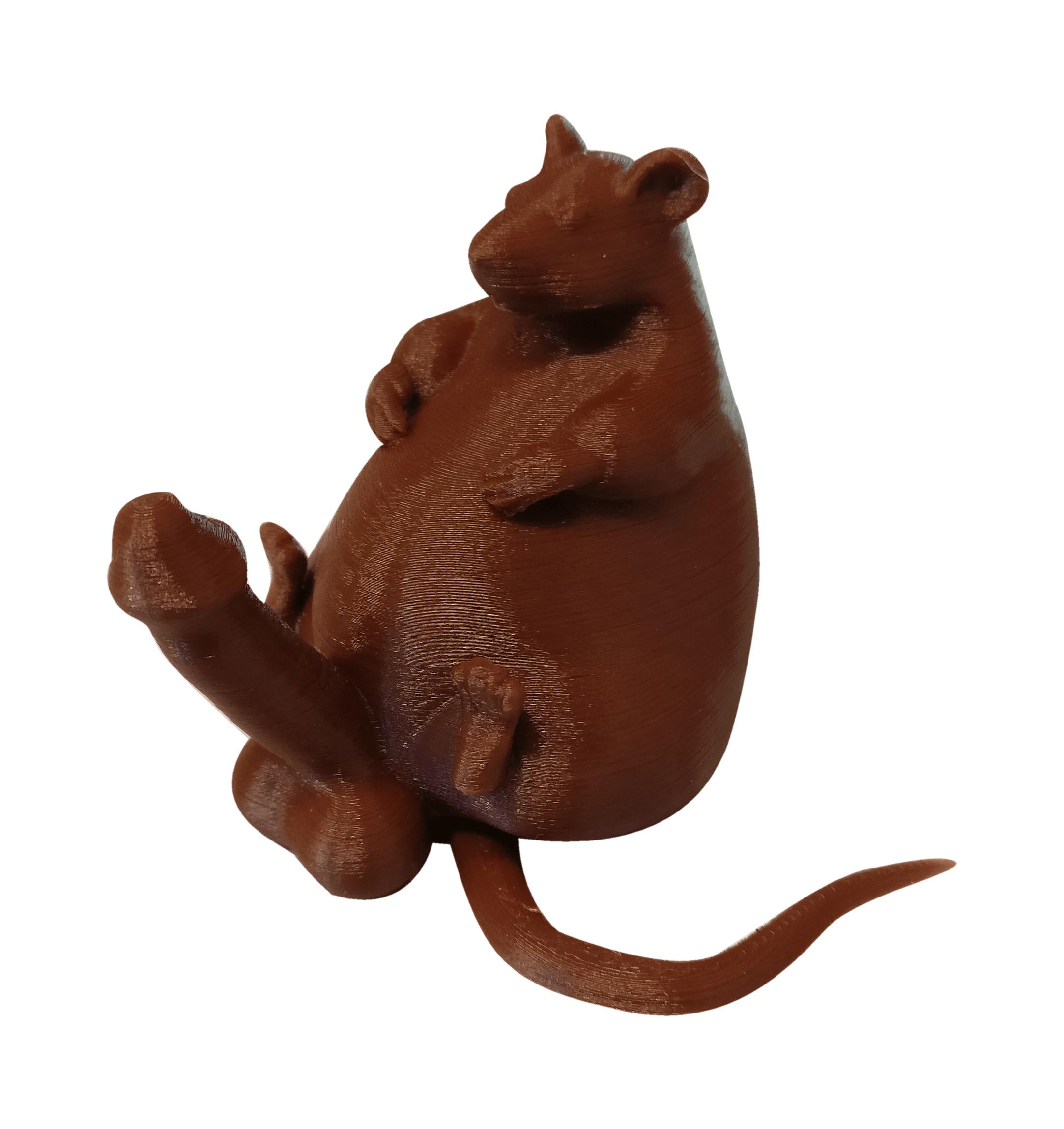 rat-bite.png Download free STL file The rat-bite by JMS • 3D print template, Jean-Michel_Sinep
