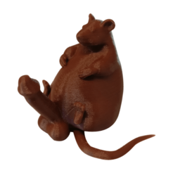 rat-bite.png Download free STL file The rat-bite by JMS • 3D print template, Jean-Michel_Sinep