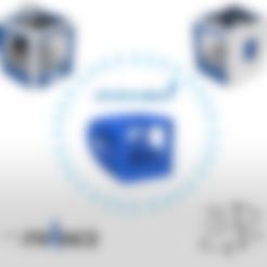 Free 3D file keychain stratomaker, GuilhemPerroud