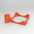 Free 3D printer file Post-it display and pen holder, GuilhemPerroud