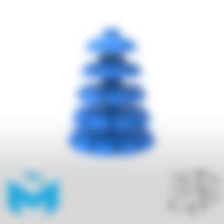 -1.STL Download STL file HELP CUTTING CAKE PART CUTTING • 3D printer object, GuilhemPerroud