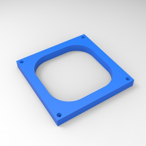 rendu pied bleu.jpg Download STL file Small table that can be transformed into a custom-made shelf • 3D printable design, GuilhemPerroud
