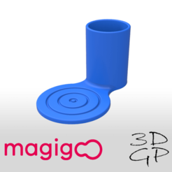 Download free 3D printing models Cup and pen holder, GuilhemPerroud