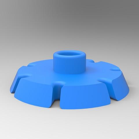 frsf.jpg Download STL file HELP CUTTING CAKE PART CUTTING • 3D printer object, GuilhemPerroud
