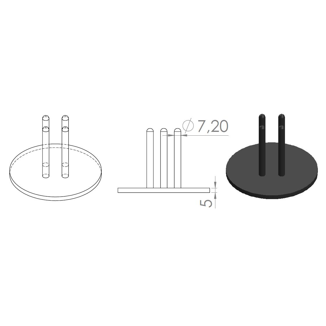 2.png Download free STL file Cup mats • 3D print design, GuilhemPerroud