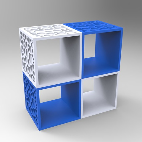 Download STL file Design shelf to be custom mounted • Design to 3D print, GuilhemPerroud