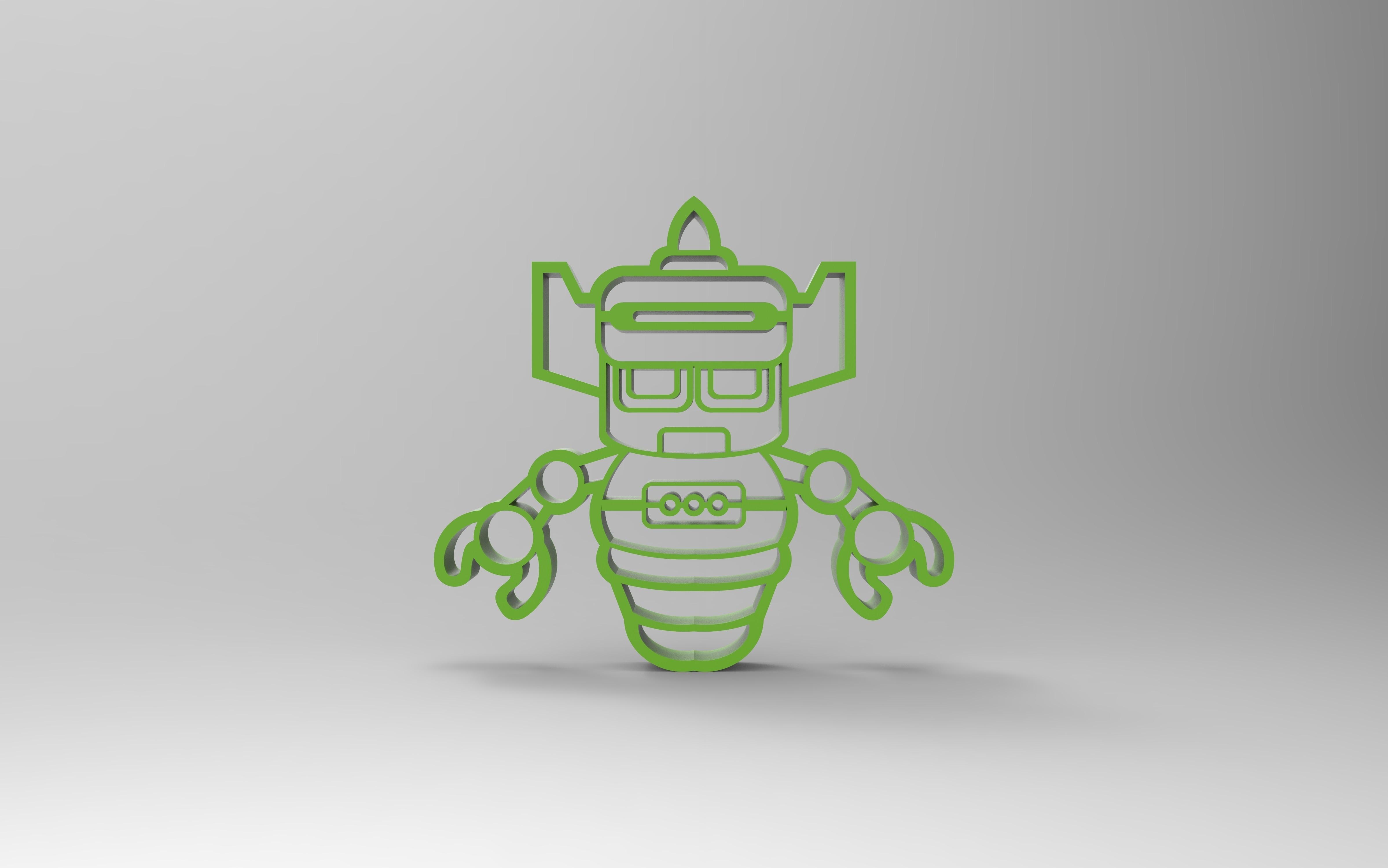 rendu 1.jpg Télécharger fichier STL gratuit Porte clef • Design pour impression 3D, GuilhemPerroud