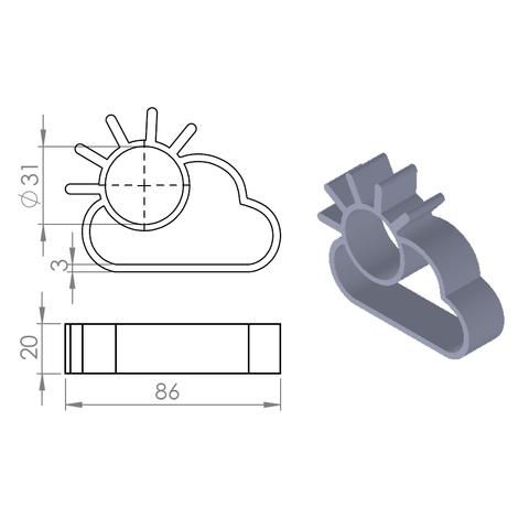 Sans titre.png Télécharger fichier STL gratuit Moule pour oeuf • Design à imprimer en 3D, GuilhemPerroud