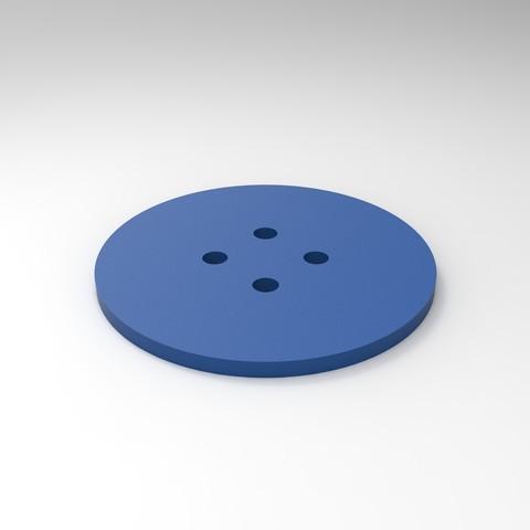 bouton.jpg Download free STL file Cup mats • 3D print design, GuilhemPerroud