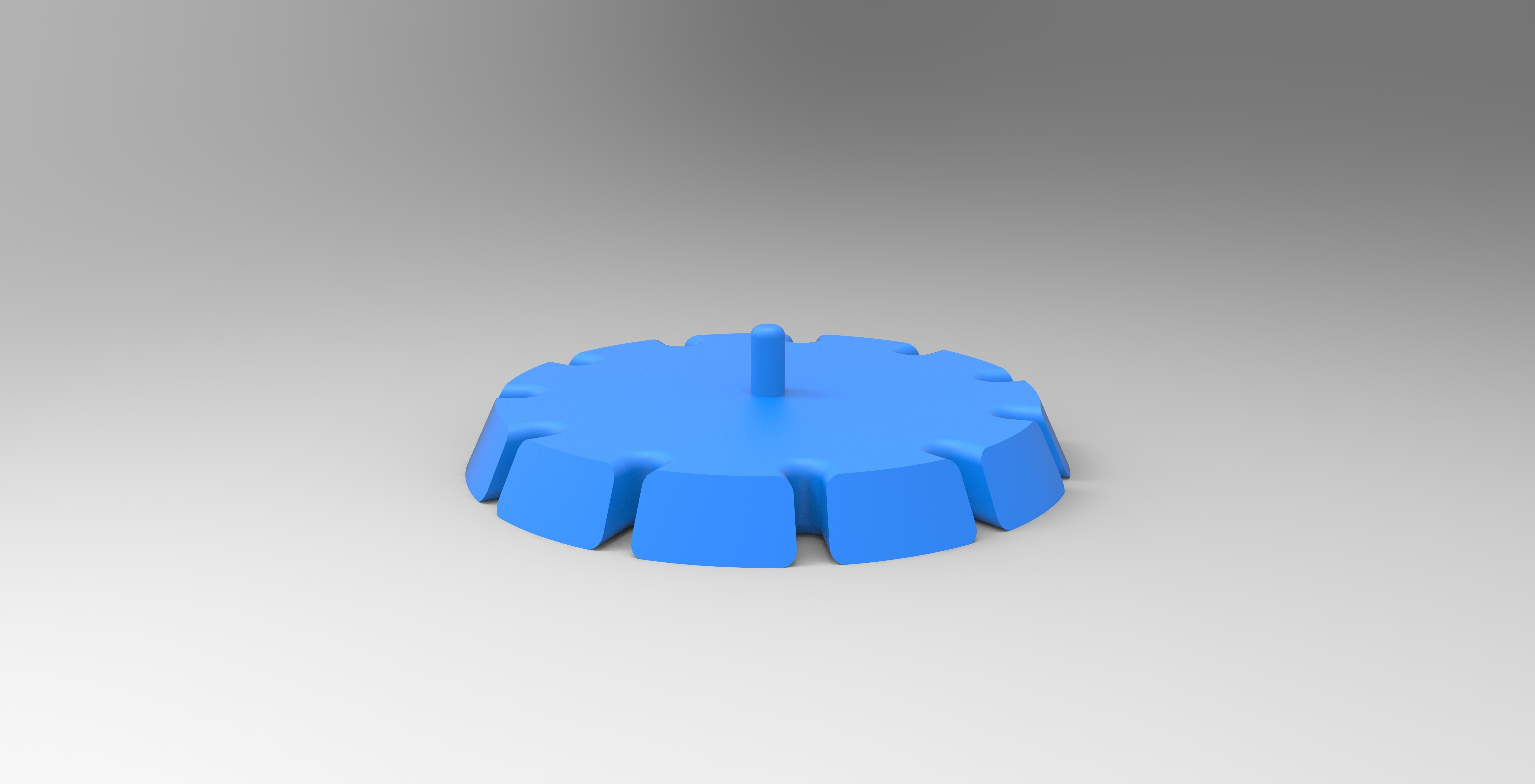egrthjykuk.jpg Download STL file HELP CUTTING CAKE PART CUTTING • 3D printer object, GuilhemPerroud