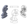 Sans titre.png Download free STL file Key ring • 3D printer model, GuilhemPerroud