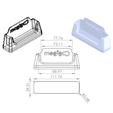 Fichier impression 3D Présentoir pour cartes de visite, GuilhemPerroud