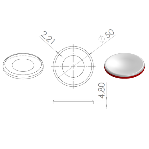 e.png Télécharger fichier STL gratuit Support & Repose Cuillère  • Objet pour impression 3D, GuilhemPerroud