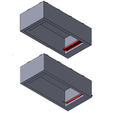 3D print files Tissue box, GuilhemPerroud