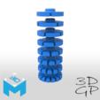 Fichier imprimante 3D AIDE DÉCOUPE PART GÂTEAU, GuilhemPerroud