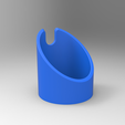Download free 3D printing templates SUPPORT & SPOON REST, GuilhemPerroud