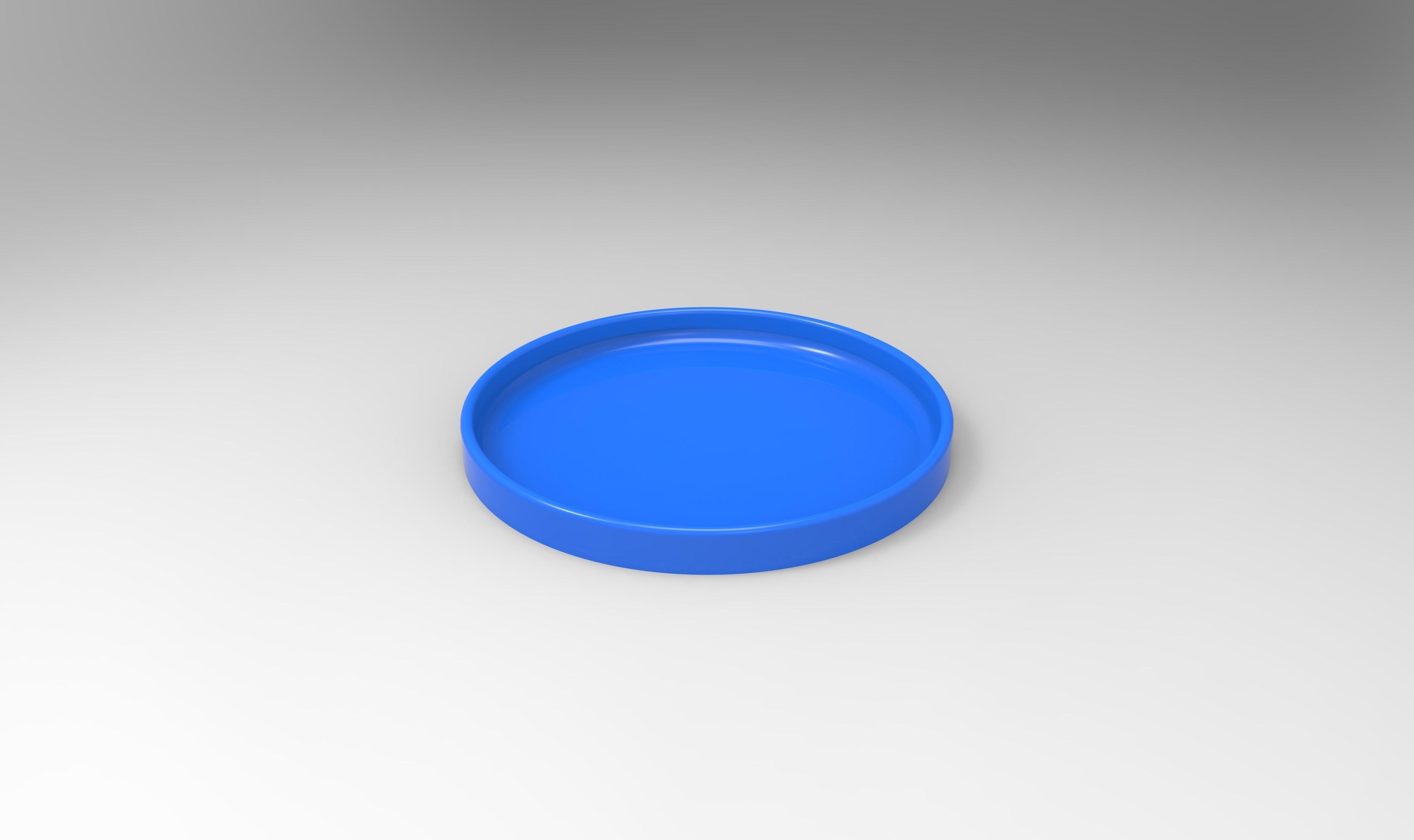 rendu couvercle bleu.98.jpg Download STL file Storage box, bedside table, custom furniture • 3D print design, GuilhemPerroud