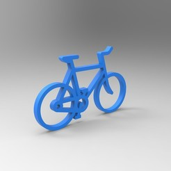 rendu bleu profi.jpg Download free STL file Key ring • 3D printer model, GuilhemPerroud