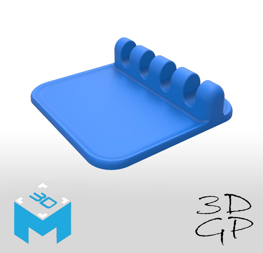 aff.png Download free STL file SUPPORT & REST Kitchen utensils • Template to 3D print, GuilhemPerroud
